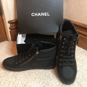 CHANEL Sneakers *AUTHENTIC*